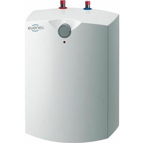Accumulateur d'eau chaude rEsistant à la pression type GT 15 U EVE 15 litres Sous-evier Electrique