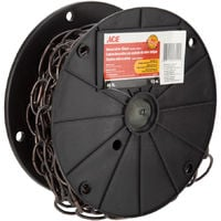 ACE 40ft Decorative Chain Working Load Limit 35lb For Hanging Baskets, Light Fittings and More 21cm x 21cm x 10cm