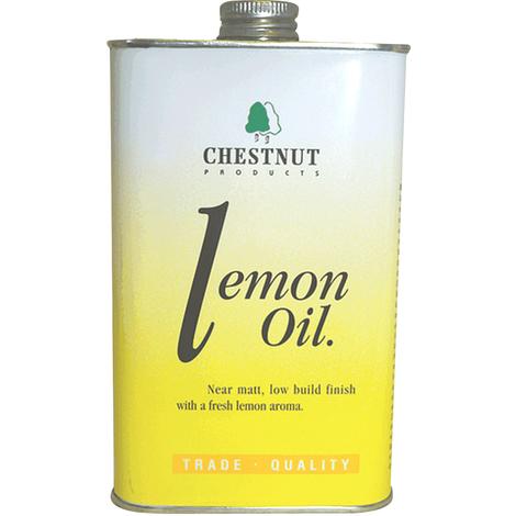 Aceite al limón Chestnut