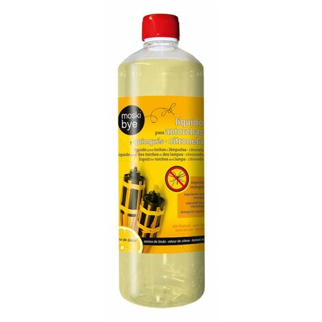 """main image of """"ACEITE ANTORCHAS CITRONELA 1 L"""""""