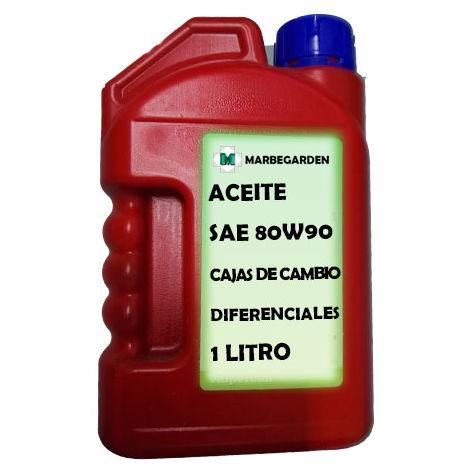 Aceite cajas de cambio-diferenciales Sae 80w90 Valvulina