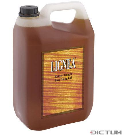 Aceite Chino de Tung Botella de 5 litros Dictum