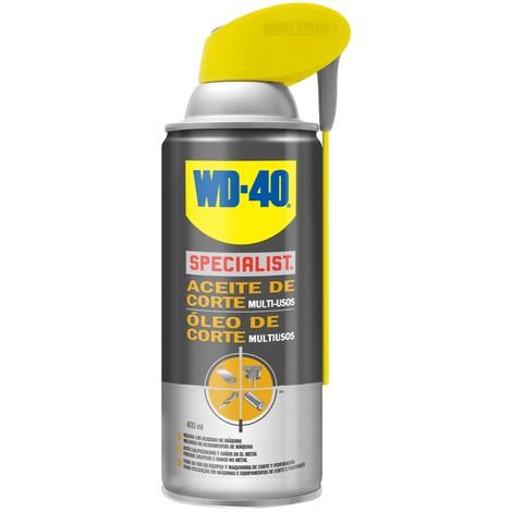 Aceite De Corte Doble Accion 400 Ml - WD 40 - 34381