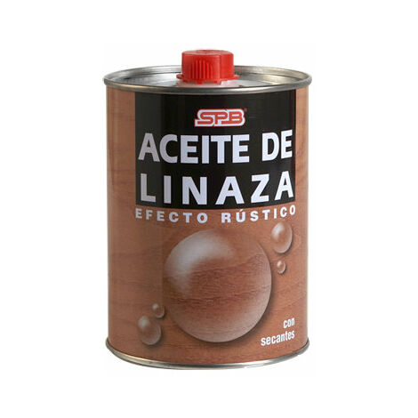 ACEITE DE LINAZA 750 ML. SPB