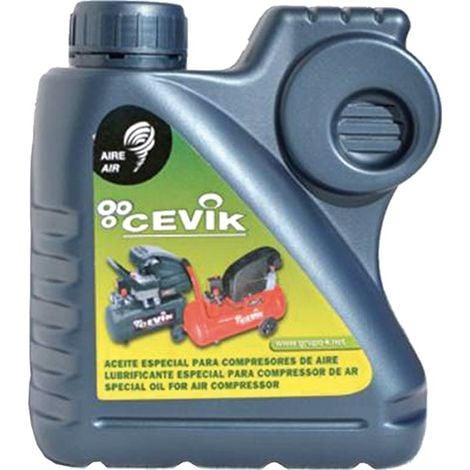 Aceite especial compresor 1 Lt Cevik