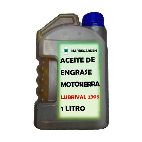 Aceite especial engrase motosierra 1L