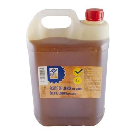 Aceite Linaza con Secante de 5 litros 5L - NEOFERR - Ph1078