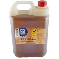 Aceite Linaza con Secante de 5 litros 5L - PROFER HOME - Ph1078
