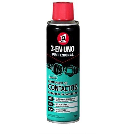 Aceite Lubricante Limpia Conta - 3 EN 1 - 34474 - 250 ML
