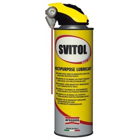 Aceite lubricante multi sint doble accion spray svitol 500 m