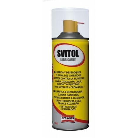 Aceite Lubricante Multiusos Sintetico Spray Svitol 200 Ml