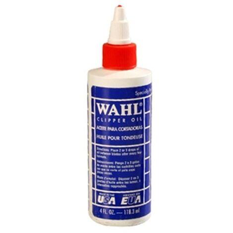 Aceite lubricante Wahl 118ml | Aceite lubricante para cortapelos | Aceite para cuchillas de cortapelos de perro
