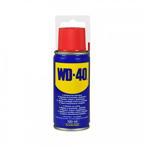 Aceite Lubricante Wd-40 100Ml - NEOFERR