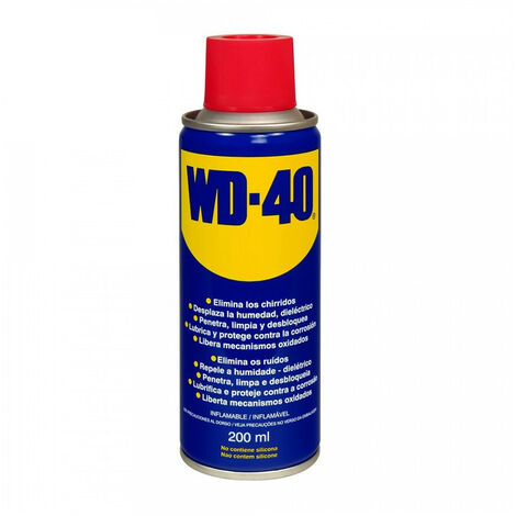 Aceite Lubricante Wd-40 200Ml - NEOFERR