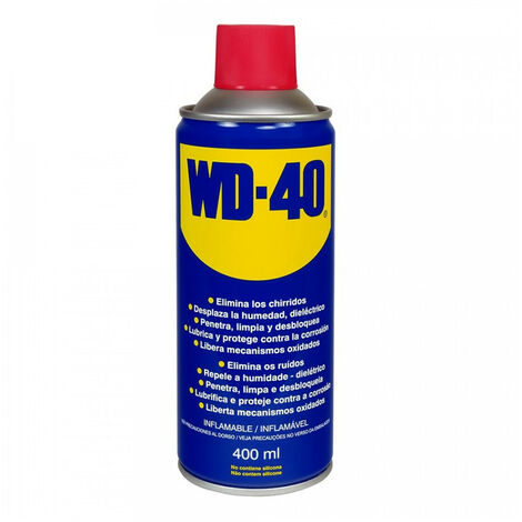 Aceite Lubricante Wd-40 400Ml - NEOFERR