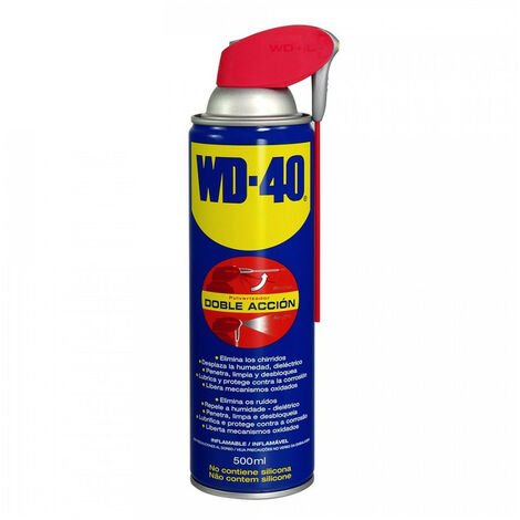 Aceite Lubricante Wd-40 500Ml - NEOFERR