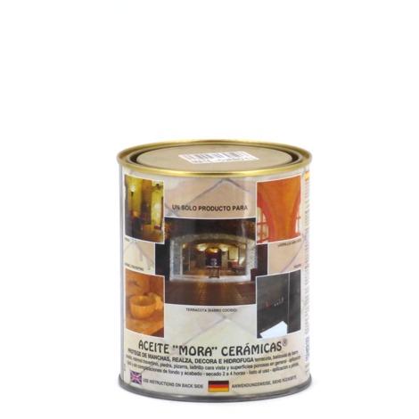 Aceite mora cerámica Brillo Rústico