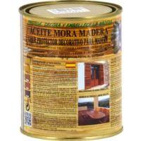 Aceite mora madera Satinado Incoloro
