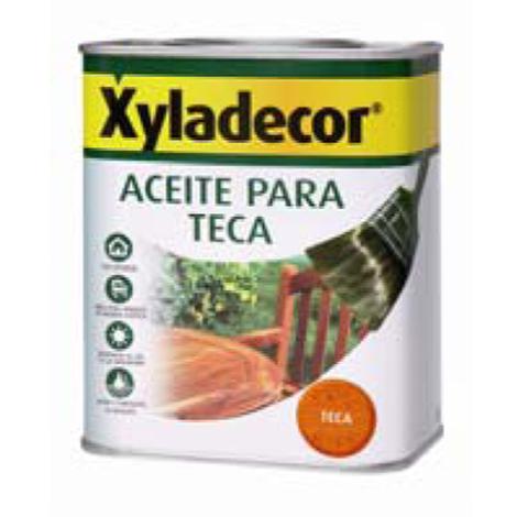 Aceite para madera de teca 5L