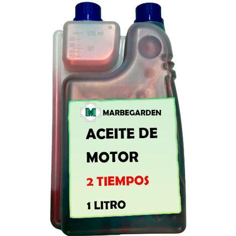 Aceite para motor 2T ROJO 1L