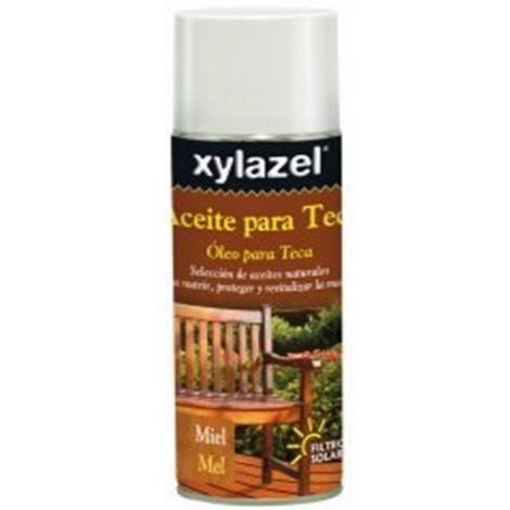 Aceite para Teca en Spray Xylazel