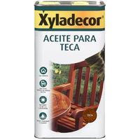 Aceite para Teca Incoloro - XYLADECOR - 5089084 - 750 ML