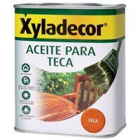 Aceite para teca MIEL Xyladecor 5 L