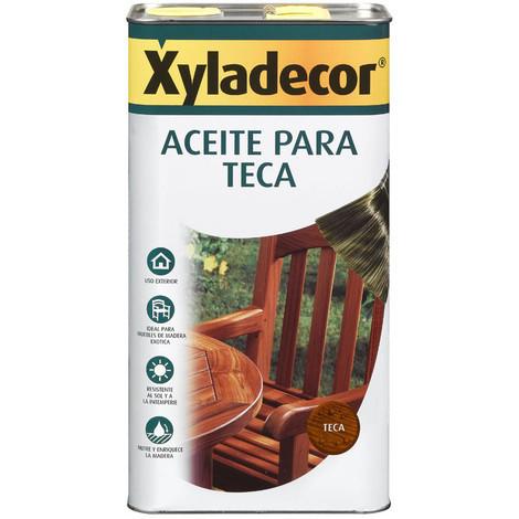 Aceite para Teca Miel - XYLADECOR - 5089089 - 750 ML