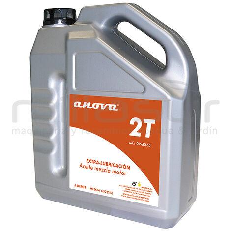 Aceite sintético 2T Anova 99-6025 5Lt