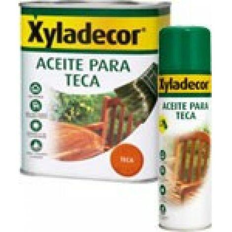Aceite teca protector 500 ml inc. xyladecor