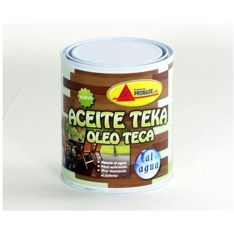 Aceite teca protector 750 ml inc. al agua promade