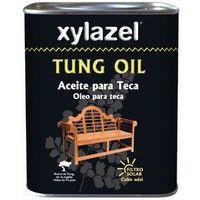 Aceite Teca Protector 750 Ml Miel Tung Oil Xylazel
