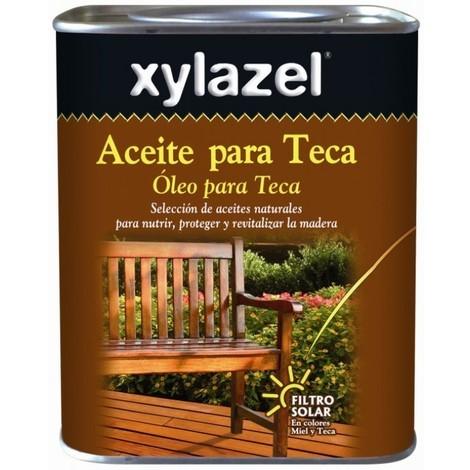 Aceite teca protector 750 ml miel xylazel