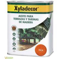 Aceite TECA terrazas y tarimas de madera Xyladecor 750 ml