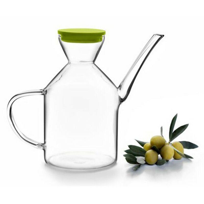 Aceitera vidrio clasica 550 ml