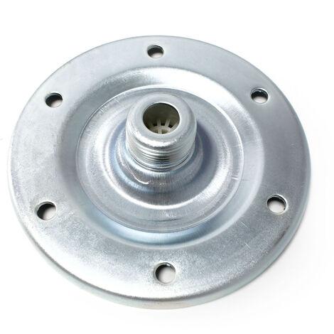"""main image of """"acero inoxidable - brida 1"""" 33mm para recipiente de presión 24-100l recipiente de membrana"""""""