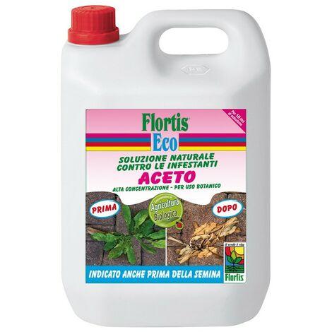 Aceto Concentrato BIO Flortis 5 L