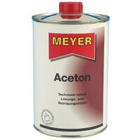 Aceton 1l Dose MEYER