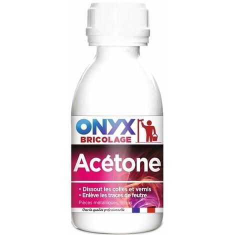 Acétone flacon 190 ml