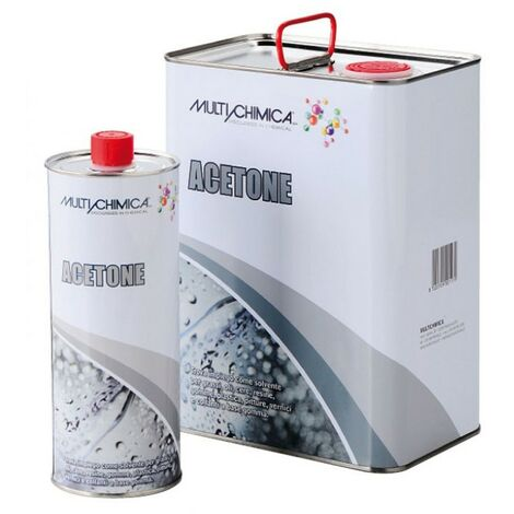 "main image of ""Acetone Multichimica da 1 lt"""