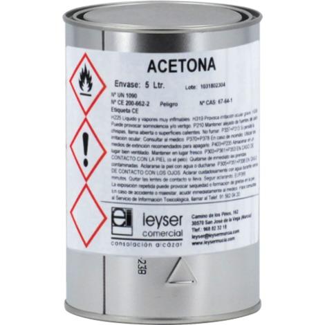Acétone Pure Leyser
