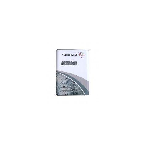 Acetone puro 99.9 lt 5 Multichimica 1601.0005L