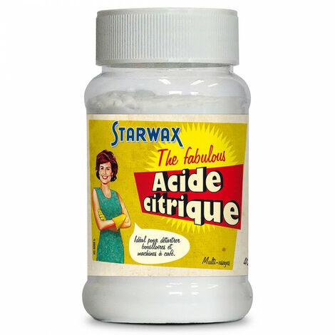 Acide Citrique 400g The Fabulous STARWAX