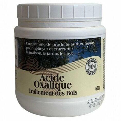 Acide Oxalique 600grs - MIEUXA