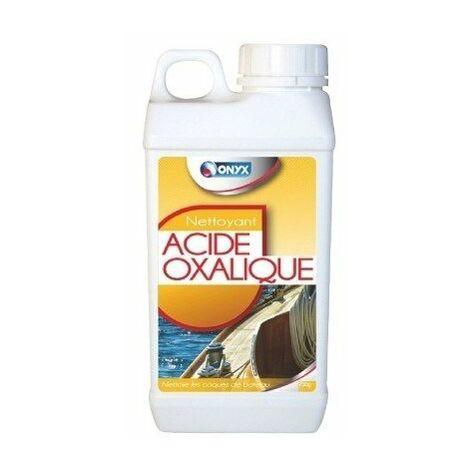 Acide oxalique bidon 750 g