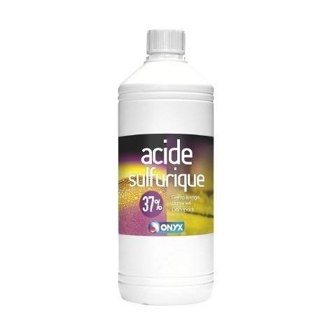 Acide sulfurique sulfurique 37° 1 l