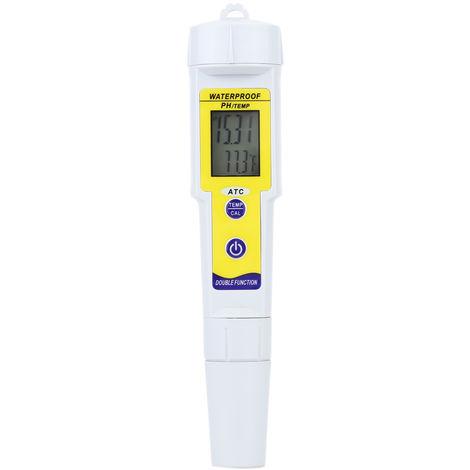 Acidimeter Water Quality Analysis Device pH-618