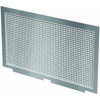 ACO 100x80cm Schutzgitter 36585 für Kippfenster Gitter Kellerfenster Laubschutz Fenstergitter