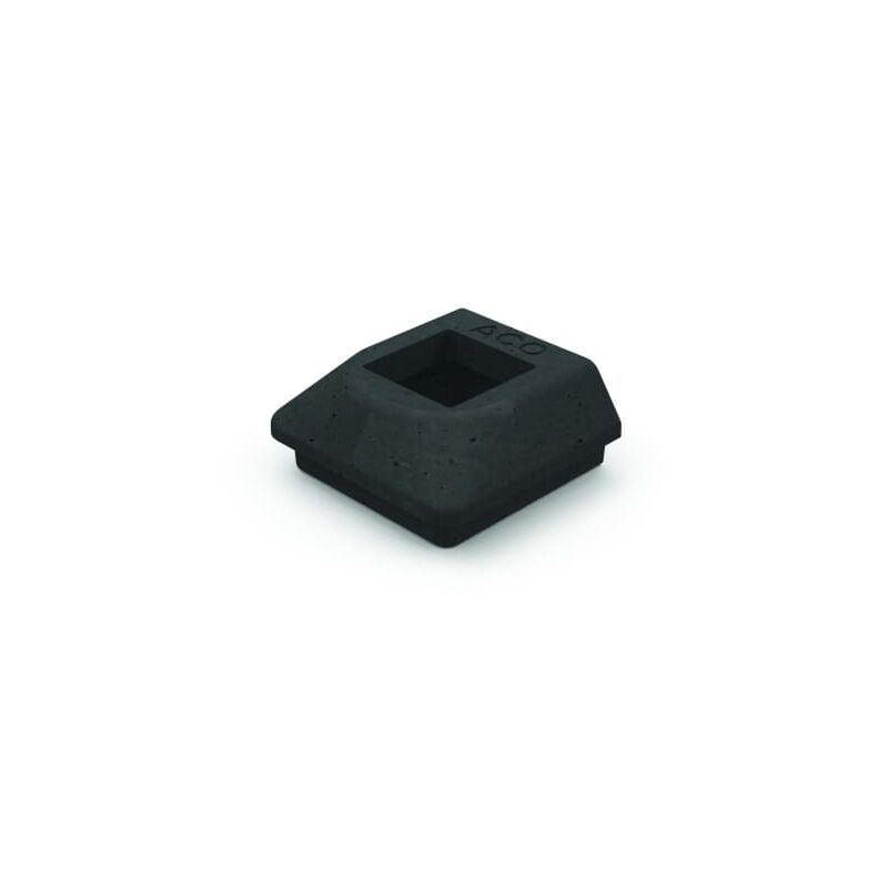 Image of ACO Drainage Downpipe Connector Square 65mm - Hexdrain