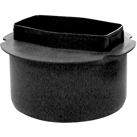 ACO Drainage HexDrain Pro/B125 Vertical Outlet Connector 110mm